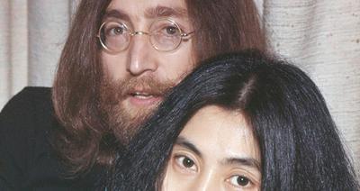 John Lennon og Yoko Ono