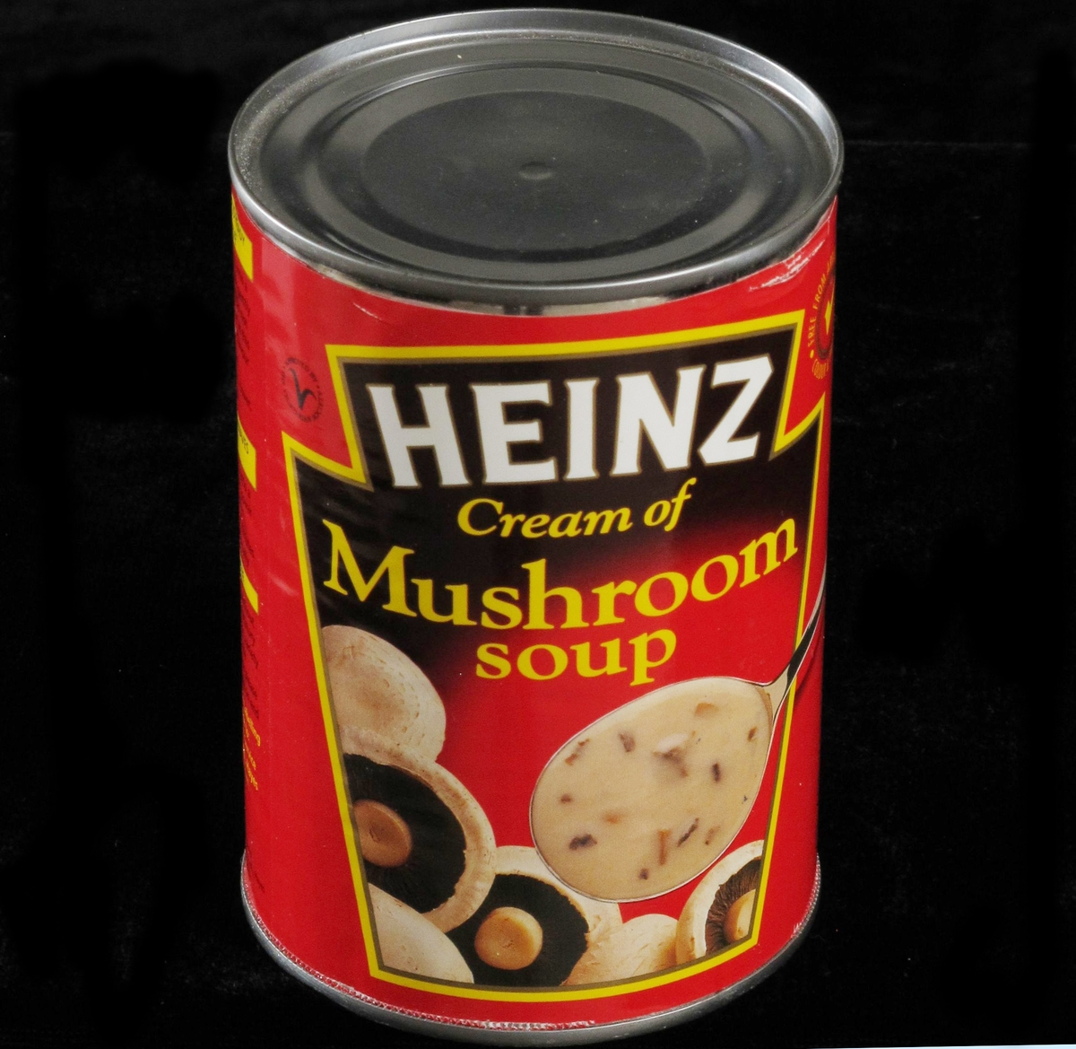 Suppe i skje, sjampingjongsopp