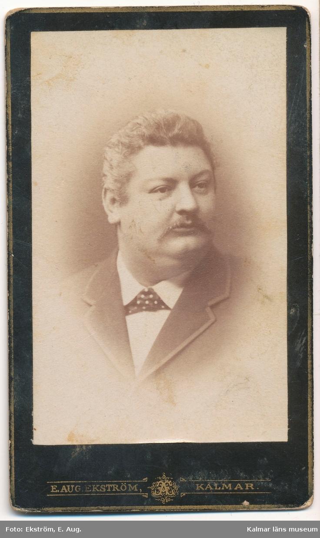 Herman Witt. Källarmästare Herman Witt, kanske son till hotell Witts grundare Heinrich Witt?