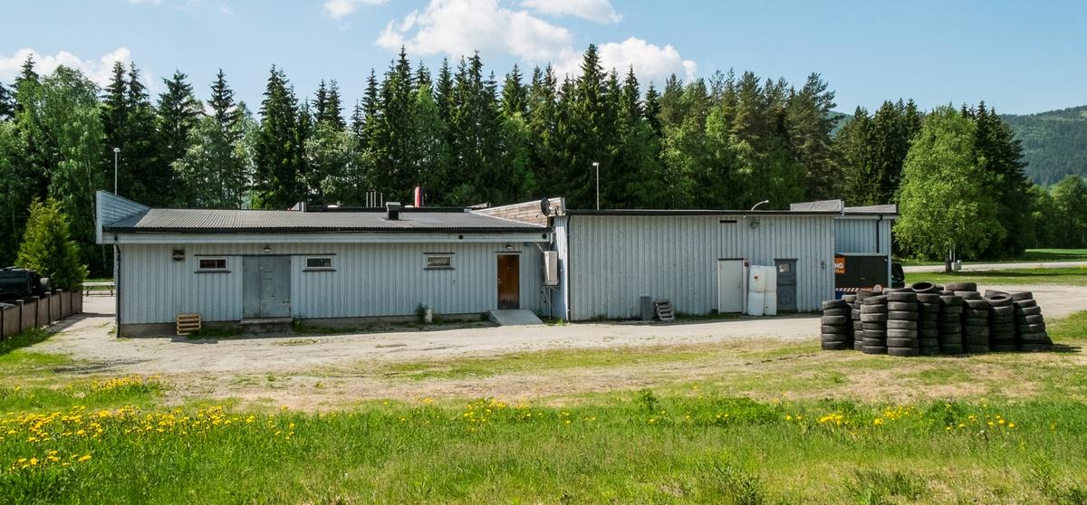 YX bensinstasjon Glassverkvegen Hurdal