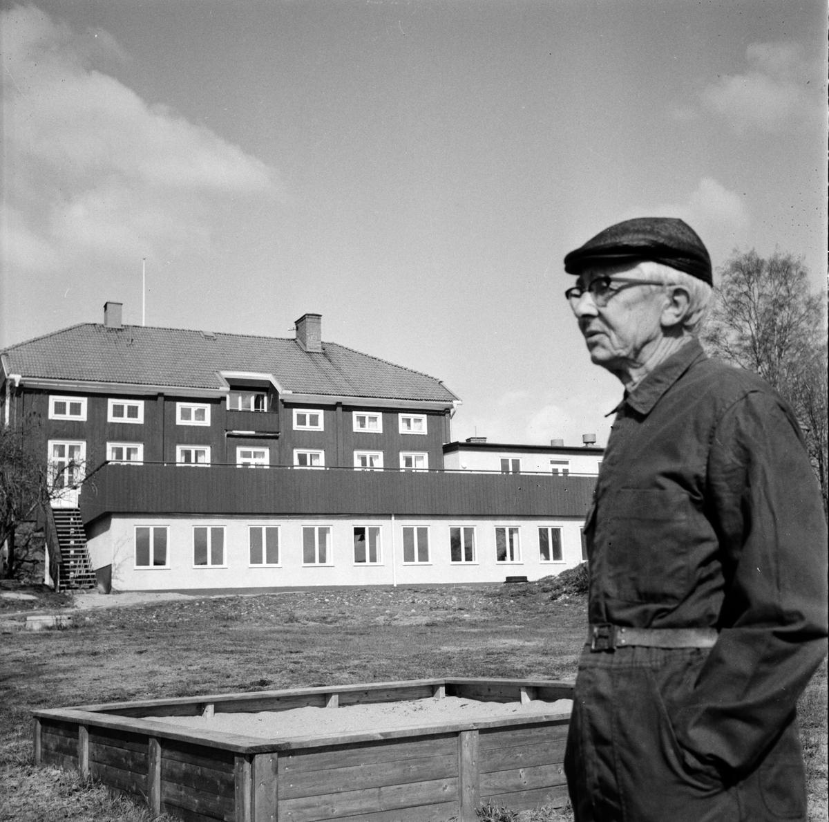 Stiftsgården, Inför 25 års-jubileet, Söderberg-Anderman, Maj 1969