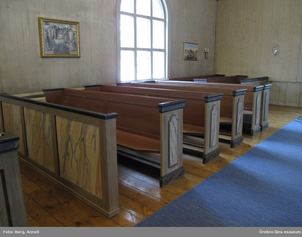 Mordernismen i Bergslagens Kyrkror - Grythyttan