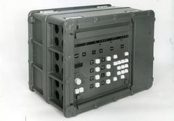 SM - KV`s nye regnamaskin 2 Prototype på avd. U.