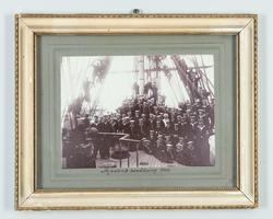 Najadens besättning 1902