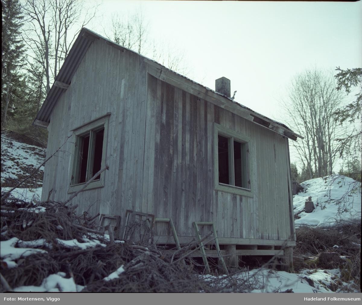 Kalkverket i Hallumsmarka på Kalvsjø.