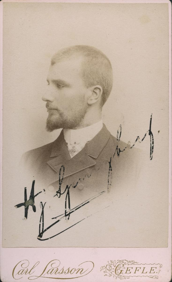 Hjalmar Ljungberg.