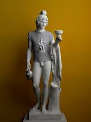 Ganymede (T-shirt) [Fargefotografi]