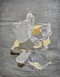 Lacoste 15 juni 1995 [Målning]