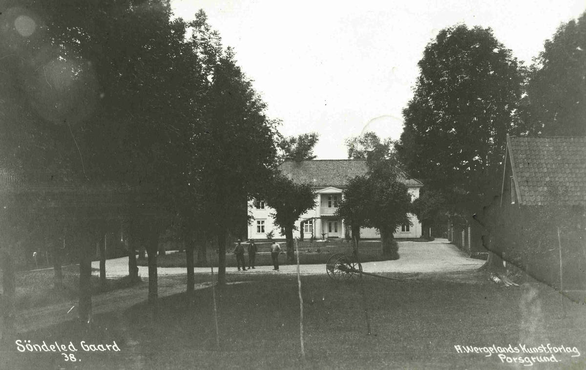 Søndeled gård - G.nr. 51-52
