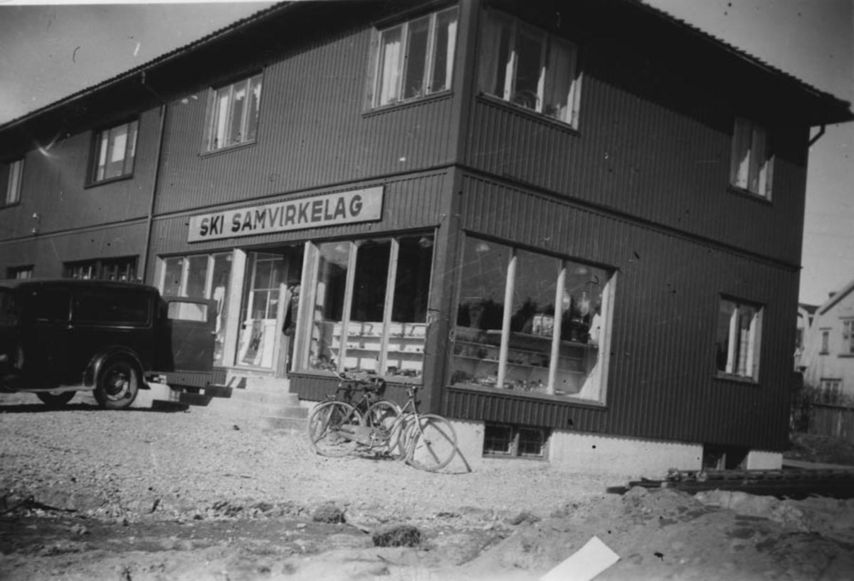 Sveaborg. Ski Samvirkelag