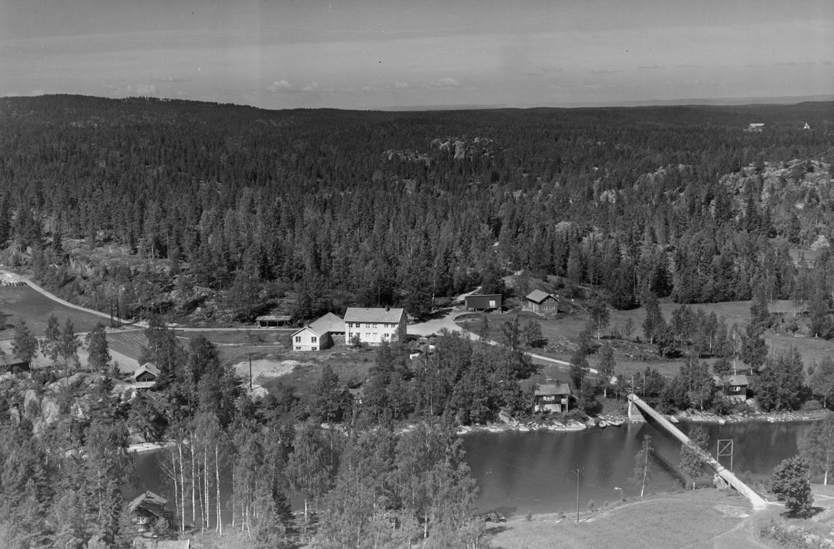 NOSA - LYSERNBRÅTEN Feriehjem for Norsk Stein- og jordarbeiderforening