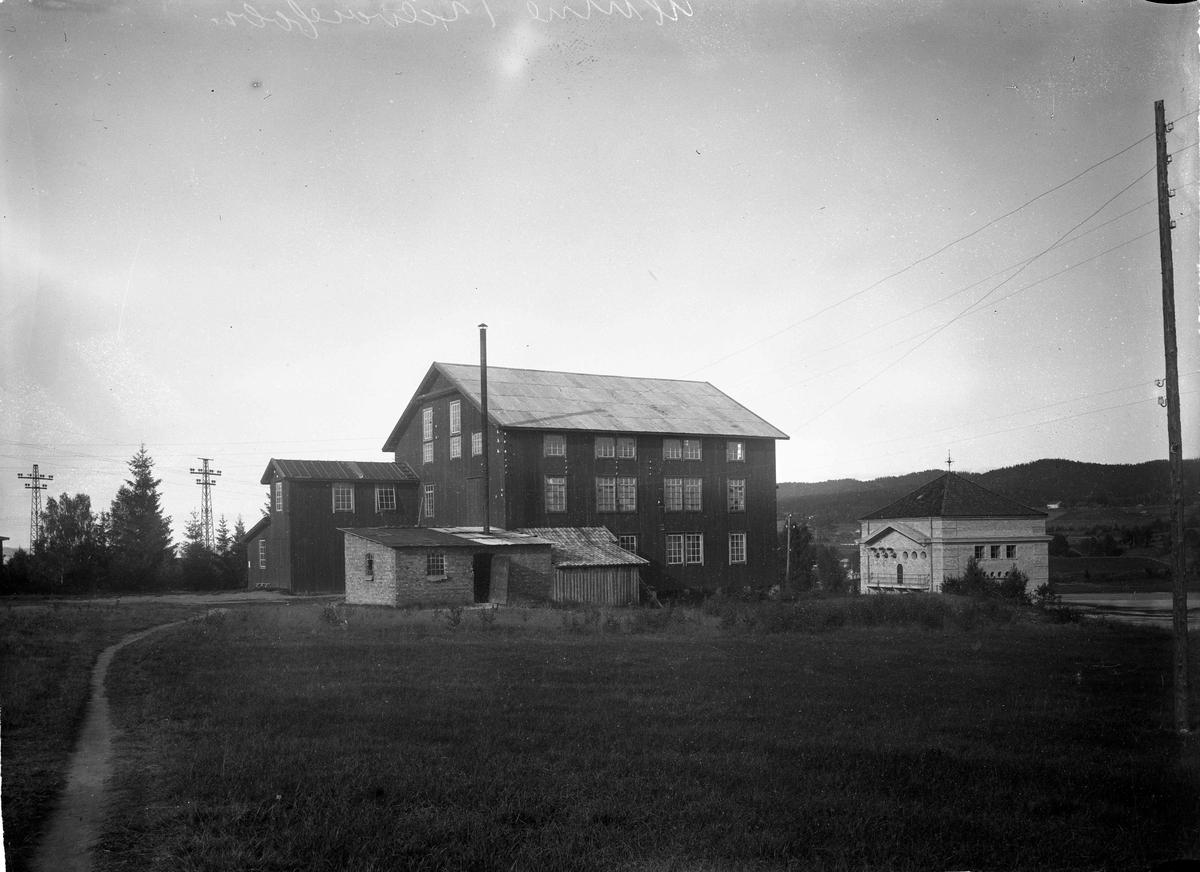 Minne Trevarefabrikk