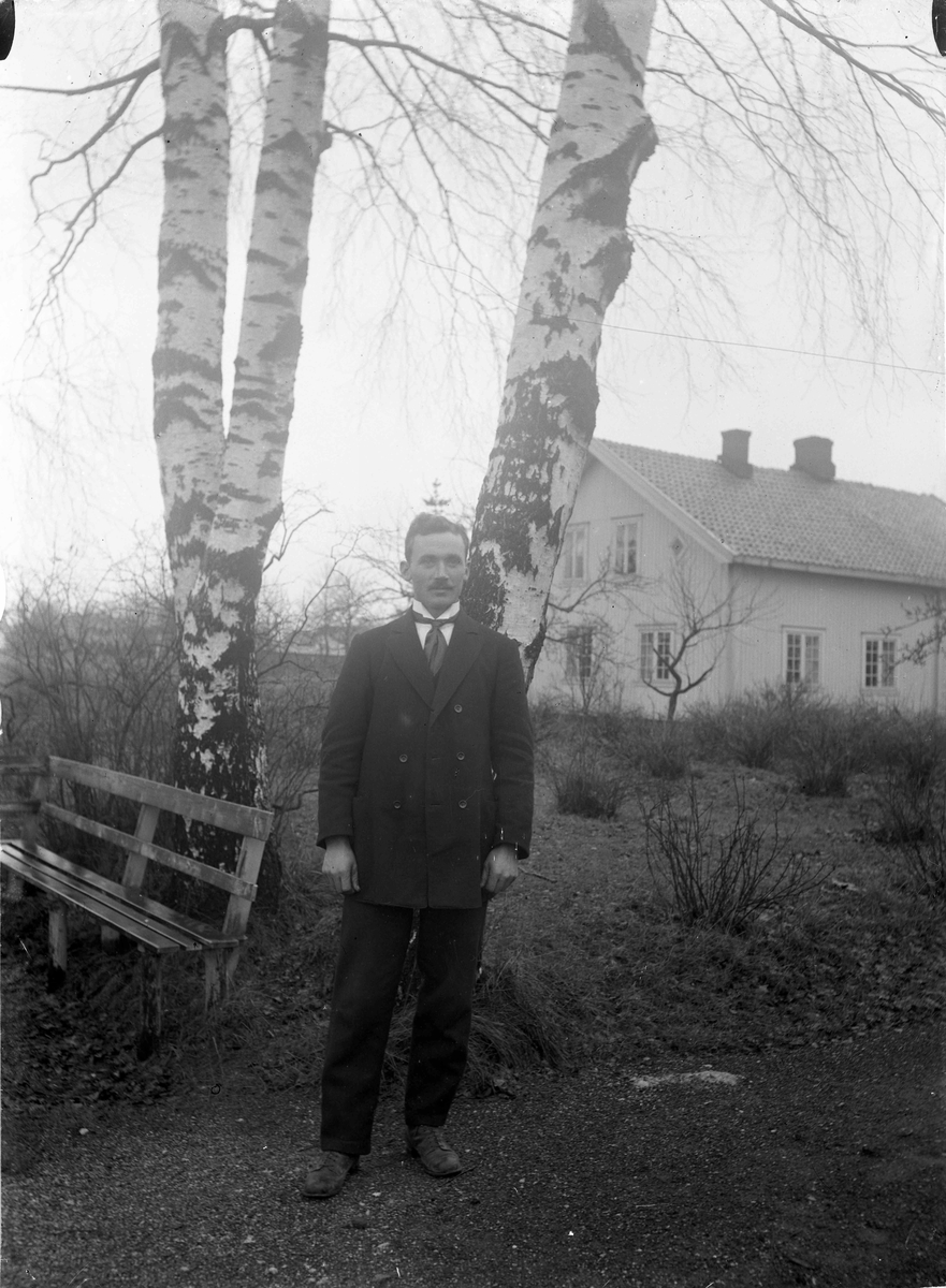 Otto Skovseth sin bror, Bøn