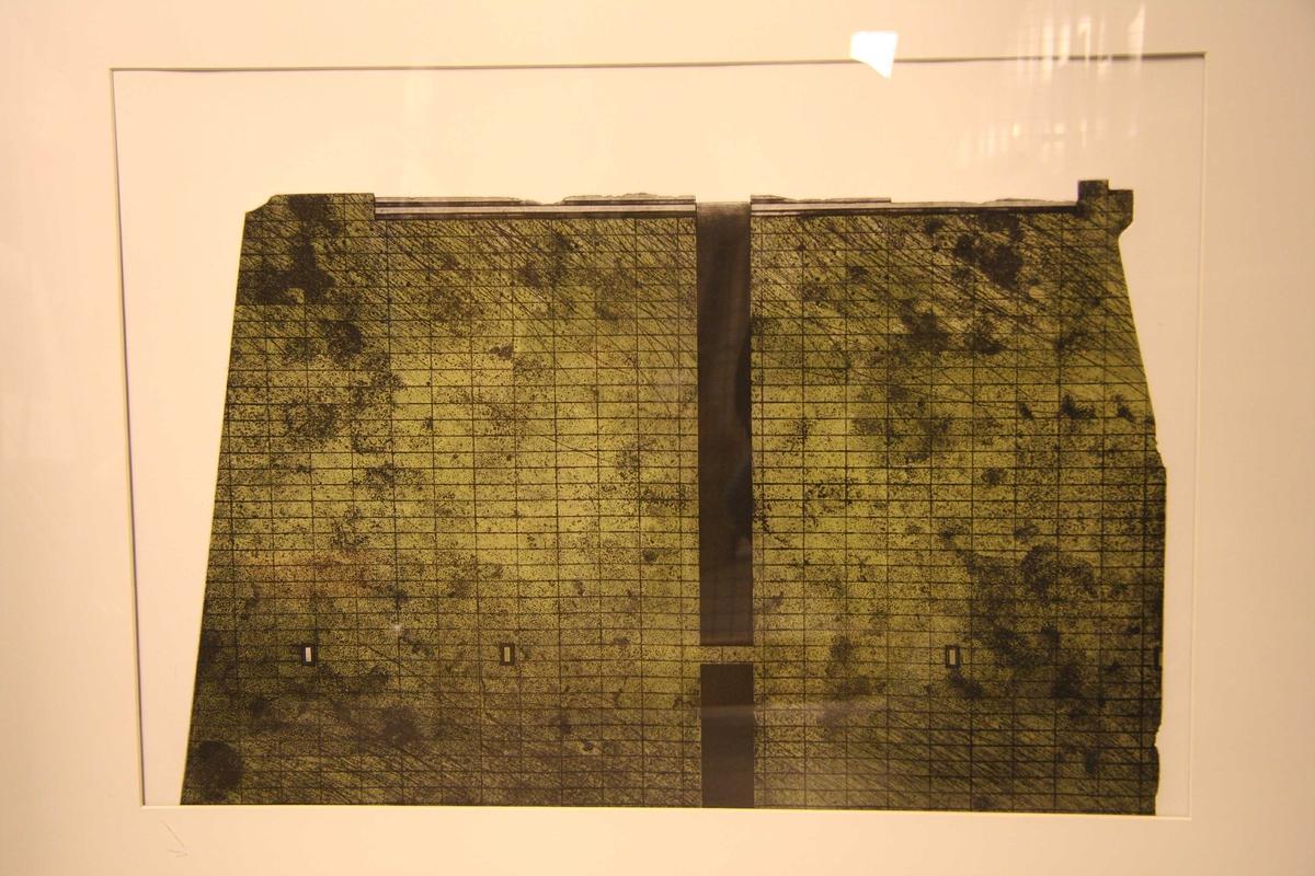Wall B [Akvatint]