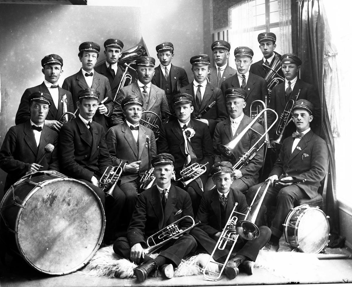 Hornmusikken