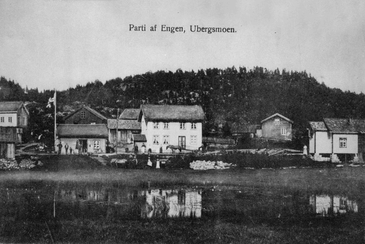 Parti fra Engen - Ubergsmoen