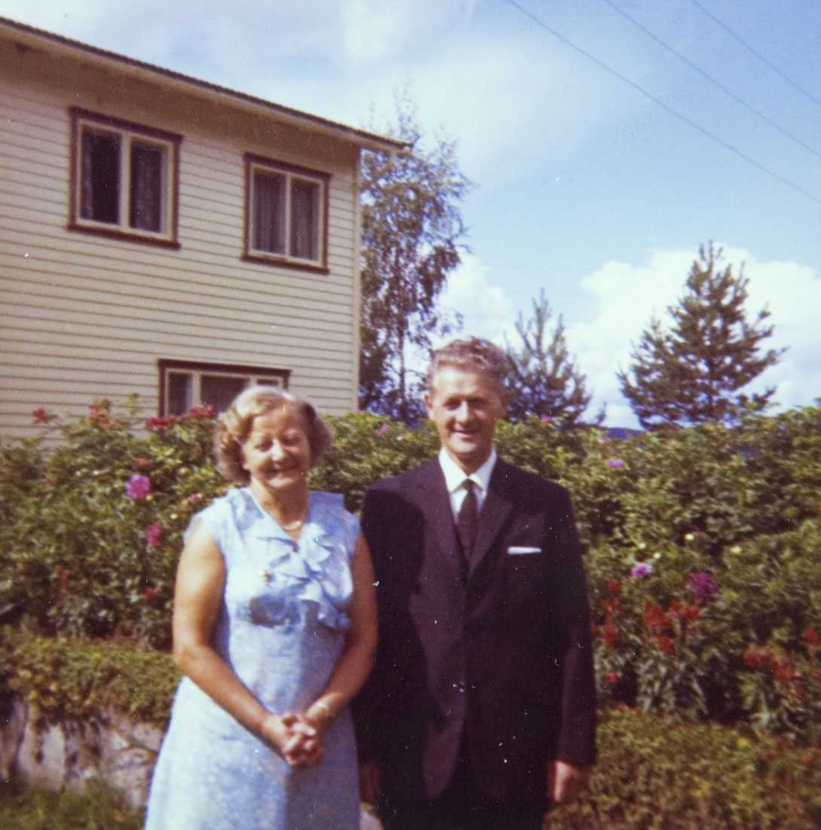 Mann og kone på Bunes, Søndre Høland