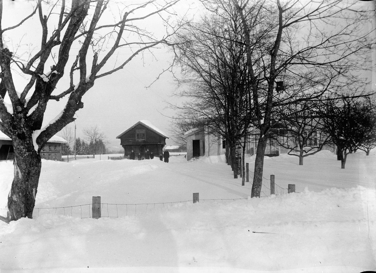 S Tømte, Dokken 1924