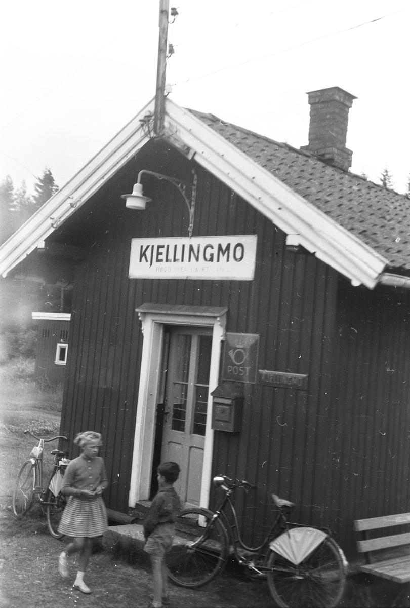 Killingmo stasjon.
