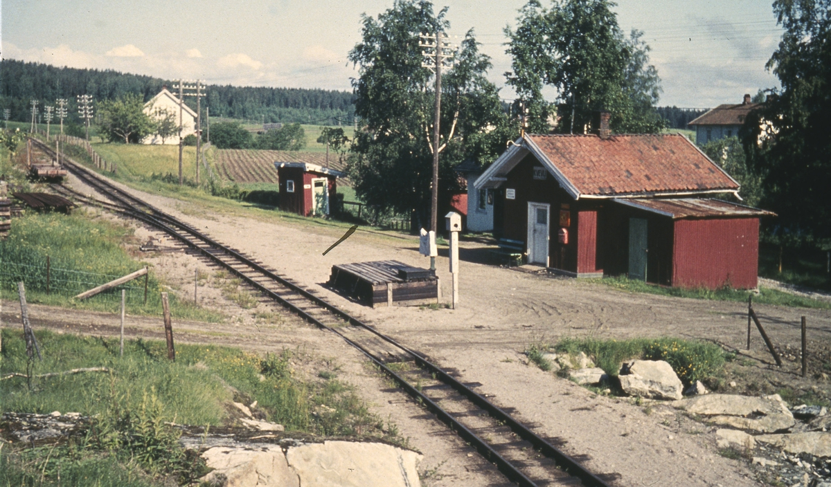 Kvevli stasjon