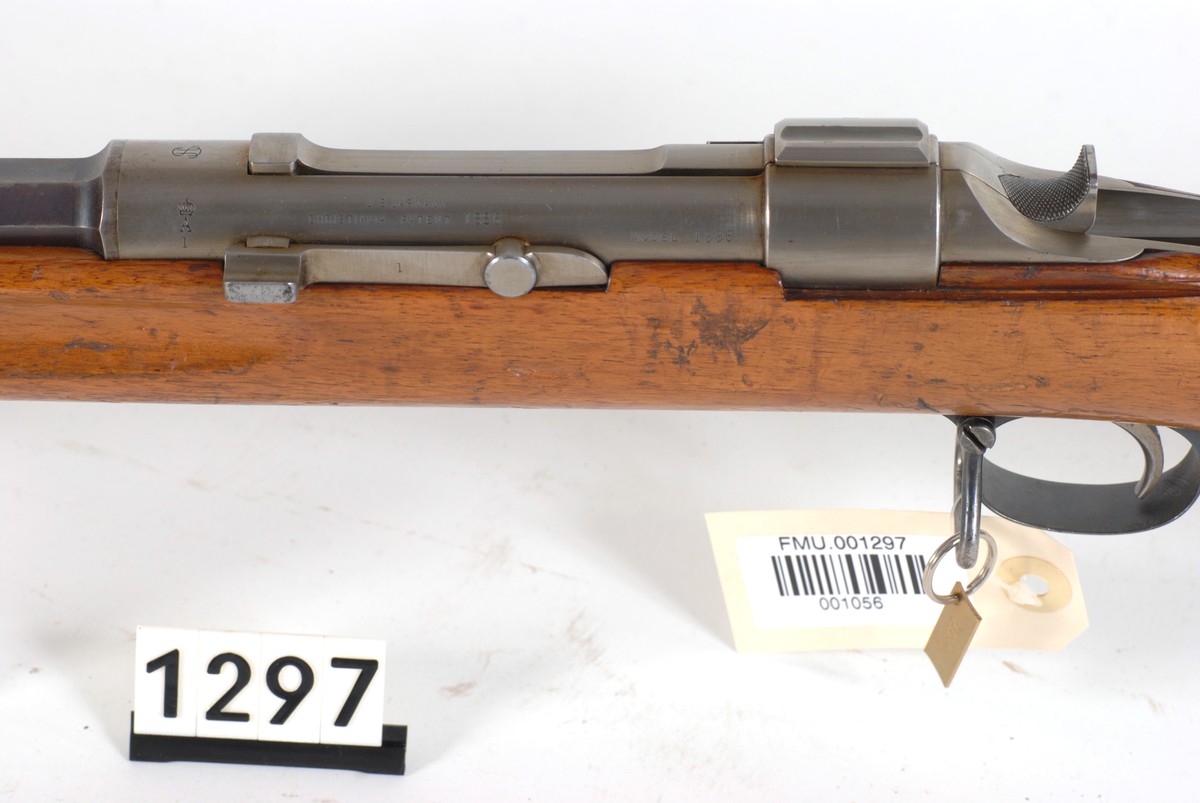 Repeterkarabin 9 mm Jarmann M1886